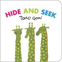 Hide and Seek - Taro Gomi - böcker (9781452108407)     Bokhandel