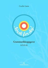 Norsk for deg!; grammatikkoppgaver