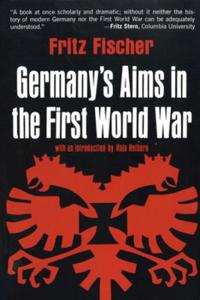 Germany's Aims in the First World War.