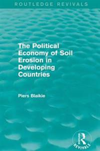Political Economy of Soil Erosion in Developing Countries