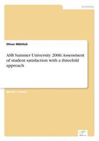Asb Summer University 2006