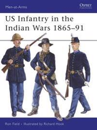 US Infantry in the Indian Wars 1865-91