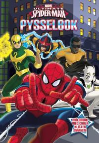 Marvel Spiderman Aktivitetsbok