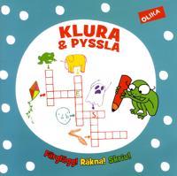 Klura och pyssla : färglägg, räkna, skriv