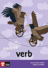 Träna på svenska Verb (5-pack)