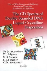 The CD Spectra of Double-Stranded DNA Liquid-Crystalline Dispersions