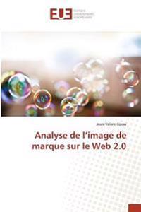 Analyse de l'image de marque sur le Web 2.0