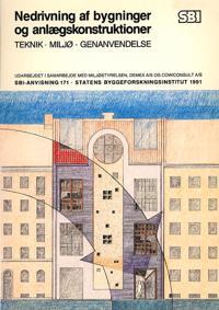 Nedrivning af bygninger og anlægskonstruktioner