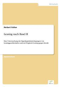 Leasing Nach Basel II