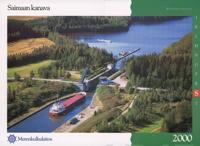 Merikarttasarja S 1:10 000 Saimaan kanava