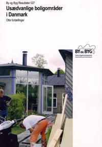 Usædvanlige boligområder i Danmark