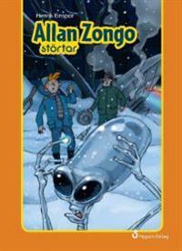 Allan Zongo störtar