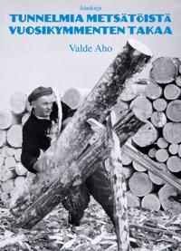 Tunnelmia metsätöistä vuosikymmenten takaa (cd)