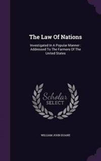 The Law of Nations