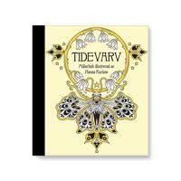 Tidevarv - målarbok