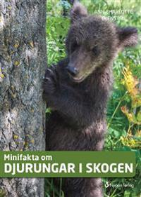 Minifakta om djurungar i skogen