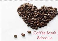 Coffee Break Schedule 2017