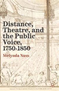 Distance, Theatre, and the Public Voice, 1750-1850
