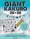 Giant Kakuro Volume 3: 100 20x20 Puzzles & Solutions