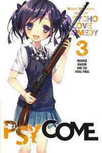Psycome, Vol. 3 (light novel)