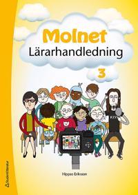 Molnet 3 Lärarpaket - Digitalt + Tryckt
