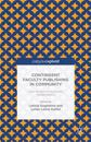 Contingent Faculty Publishing in Community