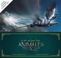 El Arte de La Pelicula de Animales Fantasticos y Donde Encontrarlos