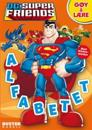 DC superfriends. Alfabetet