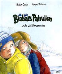 Blåbärspatrullen och snömannen