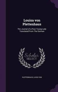 Louisa Von Plettenhaus