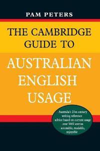 The Cambridge Guide to Australian English Usage