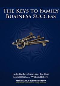The Keys to Family Business Success