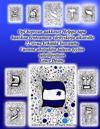 Opi Hepreaa Aakkosten Helposti Hauskaa Rentouttavaa Varityskirja Aikuisille 22 Sivut Kehittaa Luovuutta Abstraktissa Grafiikka Artistin Grace Divine