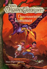 Den magiska trädkojan 1 - Dinosaurierna kommer