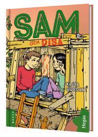 Sam och Disa (Bok+CD)