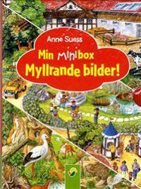 Min minibox. Myllrande bilder