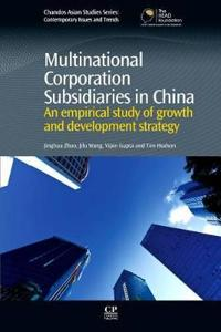 Multinational Corporation Subsidiaries in China
