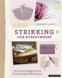 Strikking for nybegynnere - Debbie Bliss | Ridgeroadrun.org