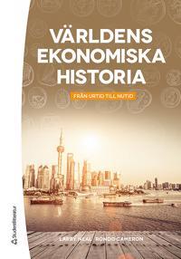 Världens ekonomiska historia - från urtid till nutid