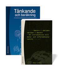 Tänkande och Beräkning & Datorn i världen - Bokpaket