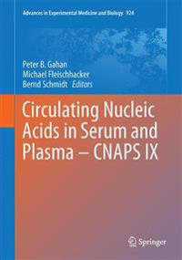 Circulating Nucleic Acids in Serum and Plasma – Cnaps IX