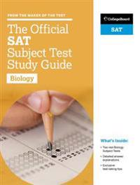 The Official SAT Subject Test Biology