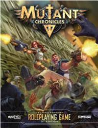 Mutant Chronicles RPG - Dark Symmetry Core Book
