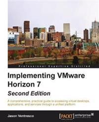 Implementing VMware Horizon 7