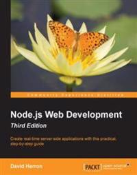 Node.js Web Development - Third Edition