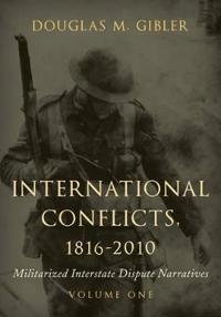 International Conflicts, 1816-2010