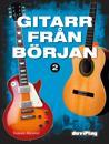 Gitarr från Början 2 inkl CD
