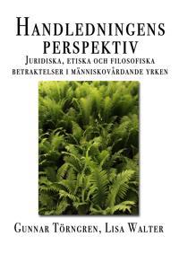 Handledningens perspektiv : juridiska, etiska och filosofiska betraktelser i människovårdande yrken