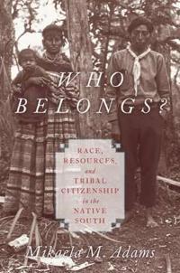 Who Belongs?