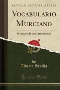 Vocabulario Murciano